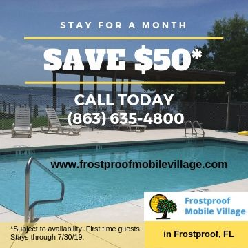 Frostproof RV Park | Central Florida Camping Grounds